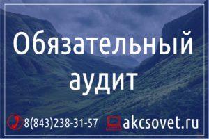 Обязательный аудит в Казани